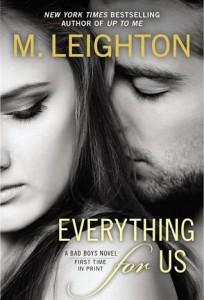 Everything For Us (The Bad Boys #3) - M. Leighton @ Booktopia, USA