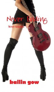 Never Ending (Never Knight Series #3) - Kailin Gow @ Booktopia, USA