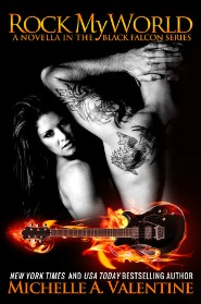 Rock My World by Michelle Valentine
