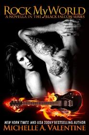 Rock My World by Michelle Valentine