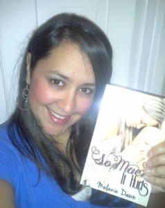 Melanie Dawn Author pic
