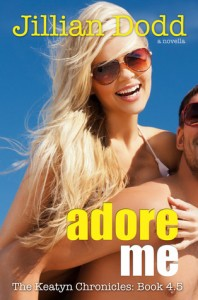 Adore Me by Jillian Dodd