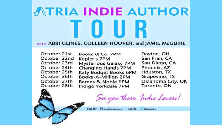Atria Indies Tour