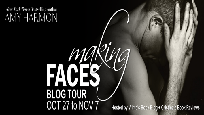 {BLOG TOUR} Making Faces by Amy Harmon + Giveaway