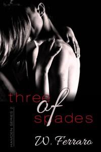Three of Spade by W. Ferraro