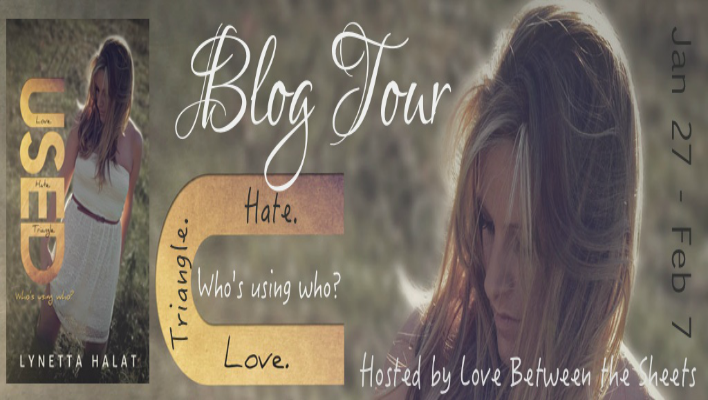 {BLOG TOUR} Used by Lynetta Halat