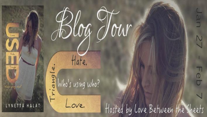 {BLOG TOUR} Used by Lynetta Halat