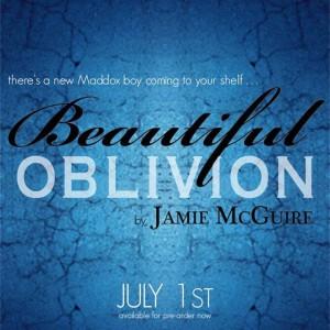 Beautiful Oblivion Jamie McGuire
