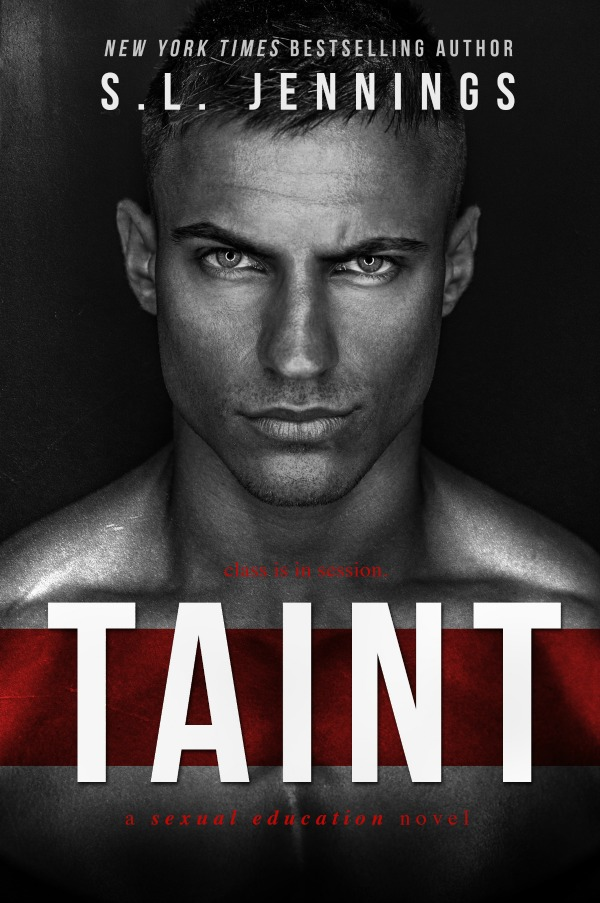 Taint Book Cover