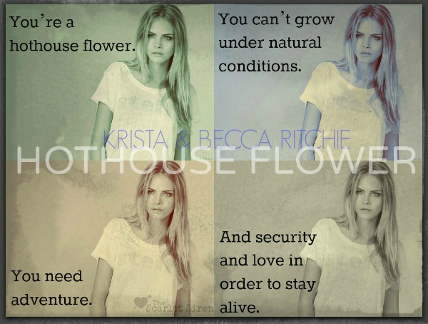 Hothouse Flower Krista Becca Ritchie