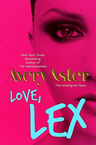 Love Lex Avery Aster