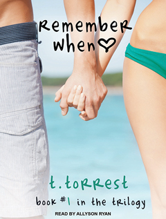 Remember When Book Cover