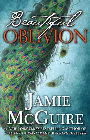 Beautiful Oblivion Book Cover