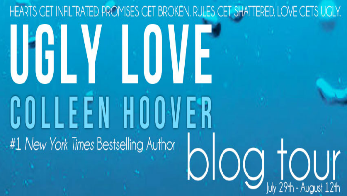 {BLOG TOUR} Ugly Love by Colleen Hoover