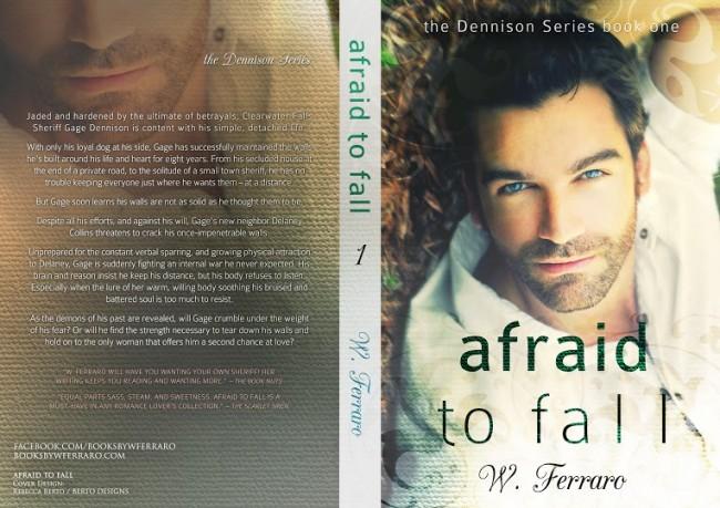 Afraid To Fall W. Ferraro