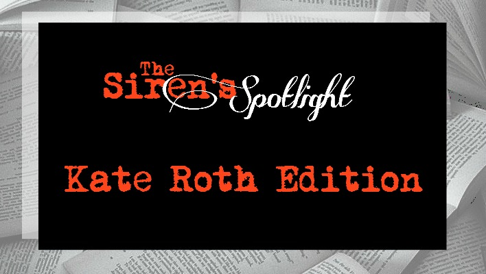 Spotlight on Kate Roth