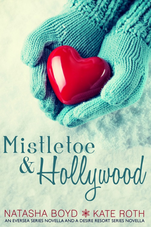 Mistletoe & Hollywood Book Cover