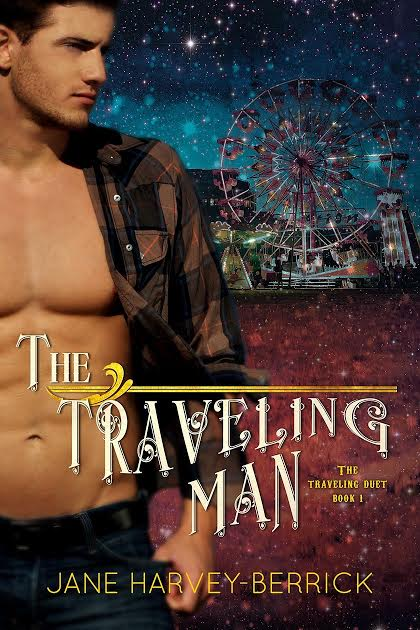 The Traveling Man Book Cover