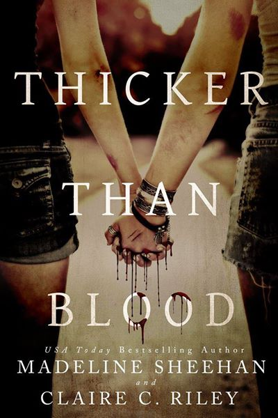 Thicker Than Blood Book Cover