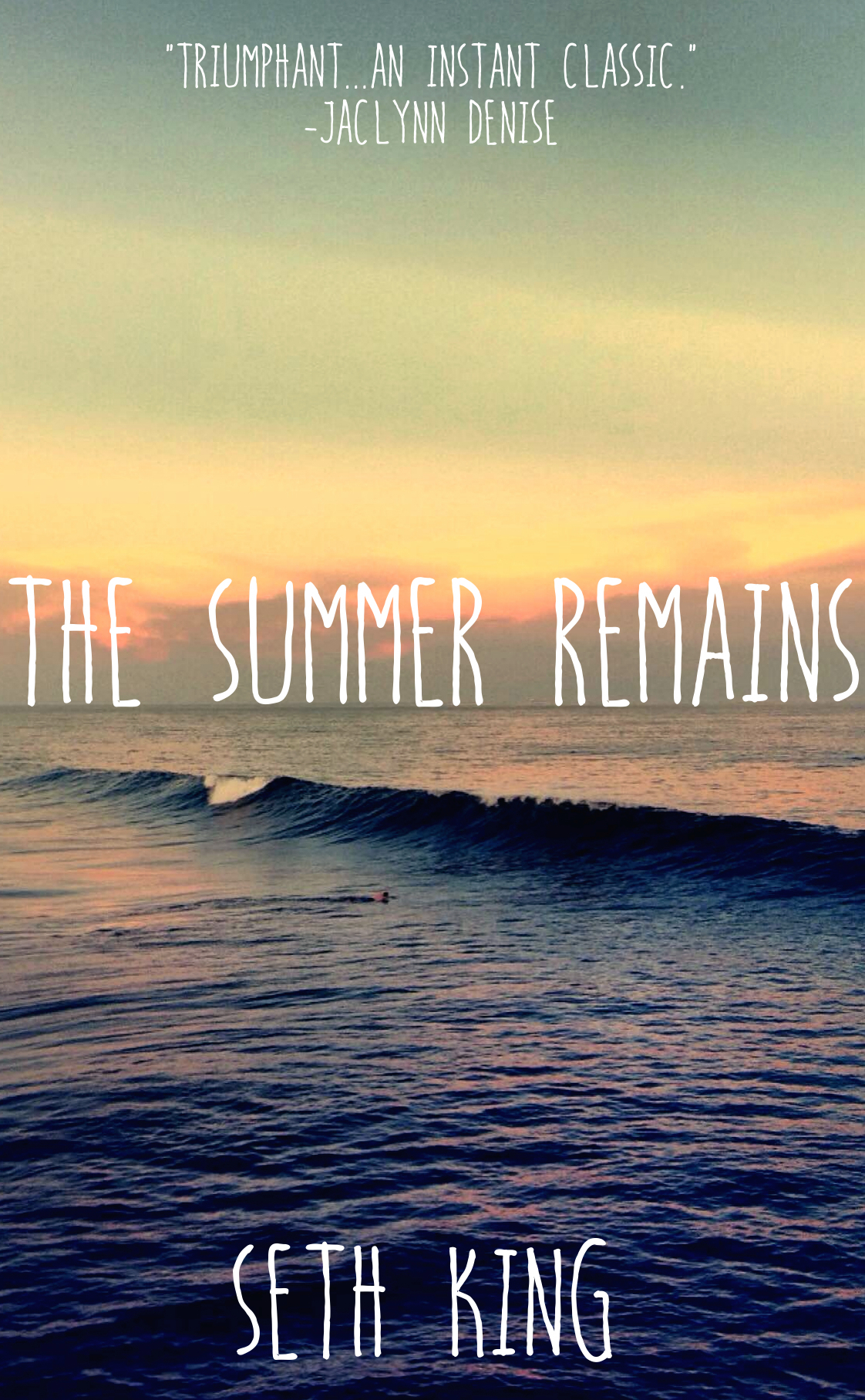 The Summer Remains Book Cover