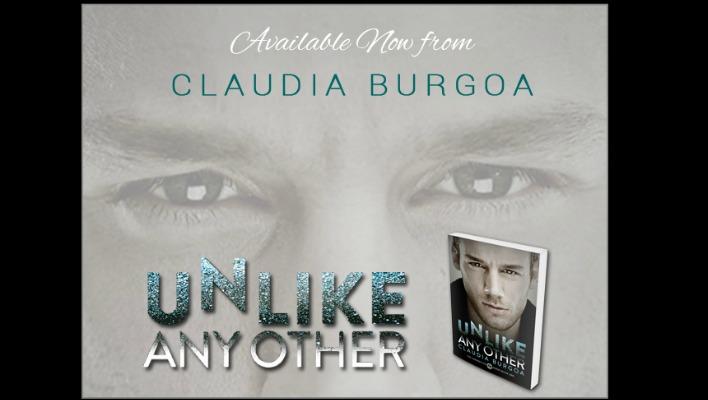 Unlike Any Other by Claudia Burgoa
