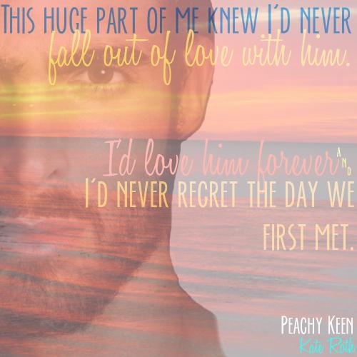 Peachy Keen Kate Roth