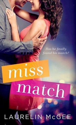 Miss Match Book Cover