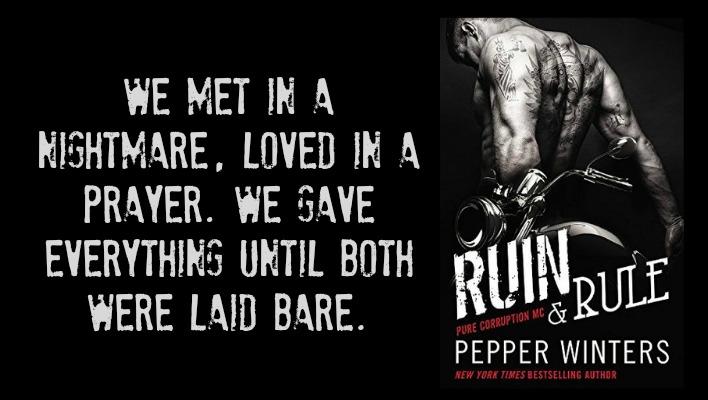Ruin & Rule Pepper winters