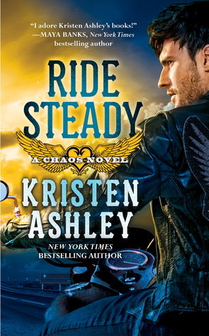 Ride Steady Book Cover