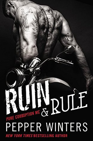 Ruin & Rule Book Cover