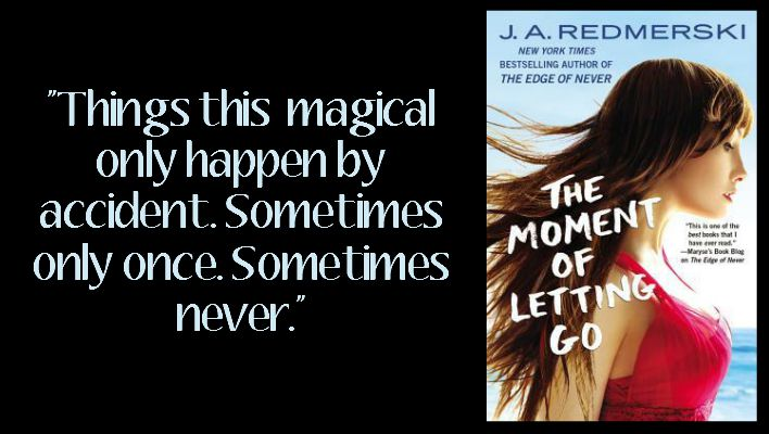 The Moment of Letting Go by J.A. Redmerski – Q&A & Giveaway!