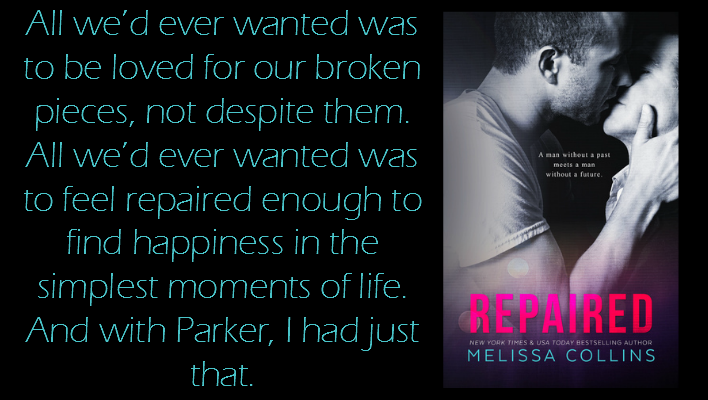 repaired melissa collins