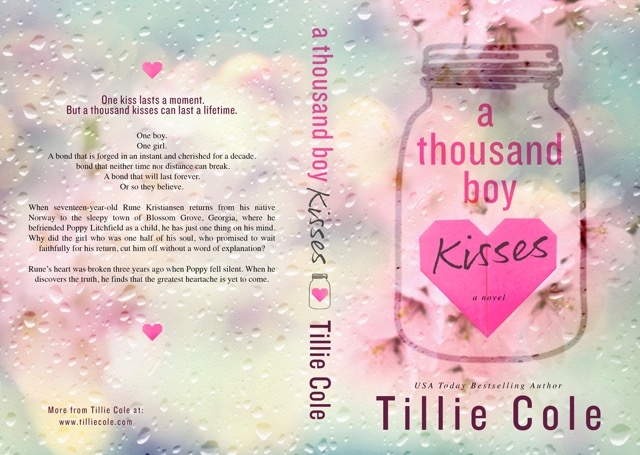 A Thousand Boy Kisses Tillie Cole Full Wrap