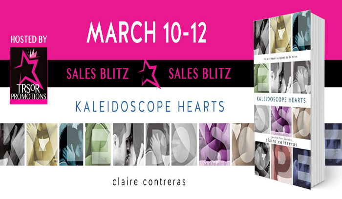 {FREEBIE!} Kaleidoscope Hearts by Claire Contreras