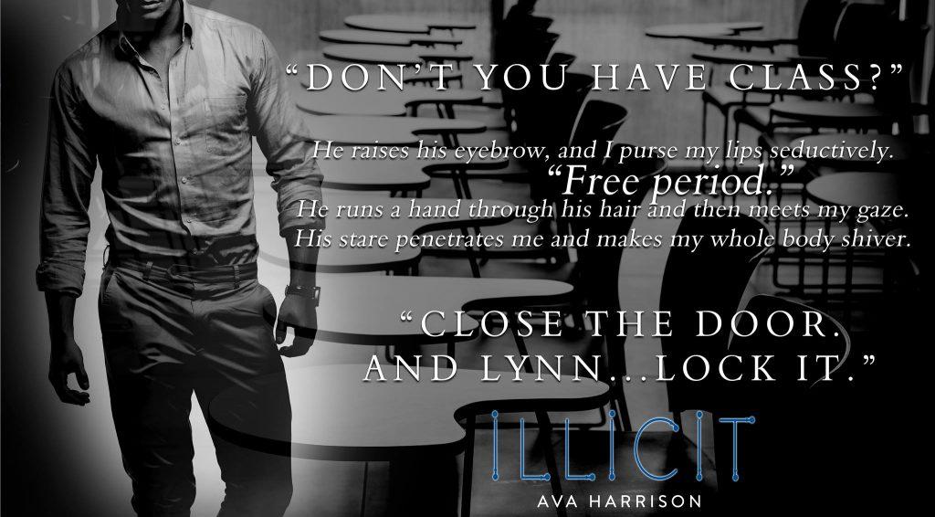 Illicit Ava Harrison