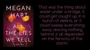 {Audio Breakdown} All The Lies We Tell by Megan Hart