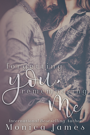 Forgetting You, Remembering Me Book Cover