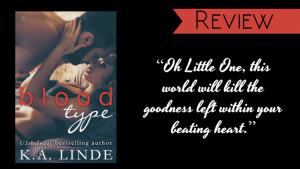 Review // Blood Type by K.A. Linde