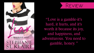 Review // Liar by Stephanie St. Klare