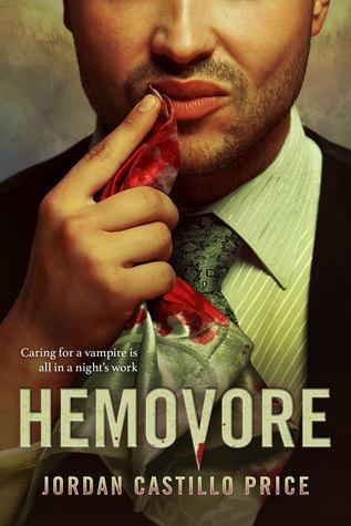 Hemovore Book Cover