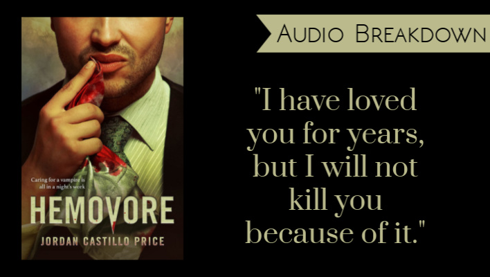 REVIEW // Hemovore by Jordan Castillo Price