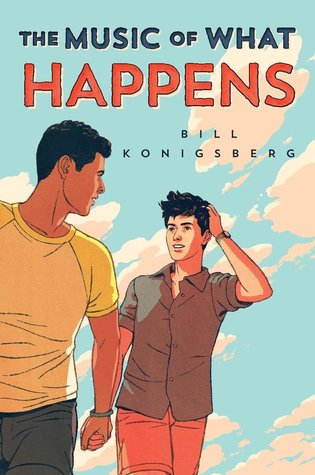 The Music of What Happens Book Cover